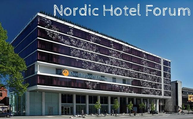 Nordic Hotel Forum i Tallinn