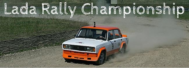 Lada rally firmatur i tallinn