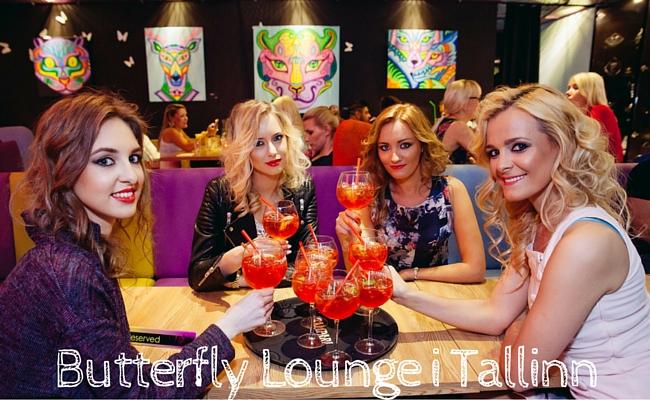 Butterfly Lounge i Tallinn
